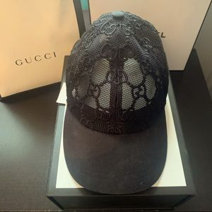 GG embroidered baseball hat PRICE FIRM